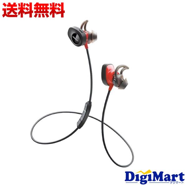 BOSE SoundSport Pulse headphones 【送料無料】ボーズ ワイヤレスイヤホン【新品・並行輸入品】 wireless [パワーレッド] カナル型