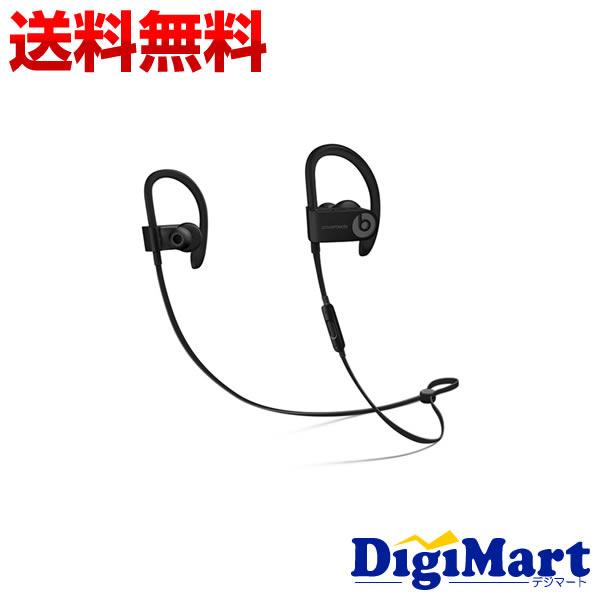 【カード決済でポイント9倍】 [12日 20:00から]【送料無料】beats by dr.dre Powerbeats3 Bluetooth ワイヤレスイヤホン ML8V2PA/A [ブラック]【新品・国内正規品】