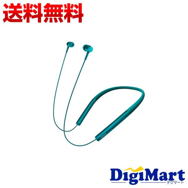【送料無料】ソニー SONY h.ear in Wireless MDR-EX750BT (L) [ビリジアンブルー] ワイヤレスイヤホン【新品・並行輸入品】