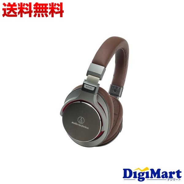 【送料無料】Audio-Technica ATH-MSR7 GM ハイレゾ対応ヘッドホン[ガンメタリック]【新品・国内正規品】