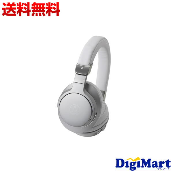 【送料無料】Audio-Technica Sound Reality ATH-AR5BT ハイレゾ対応 Bluetoothヘッドホン [メタリックシルバー]【新品・国内正規品】