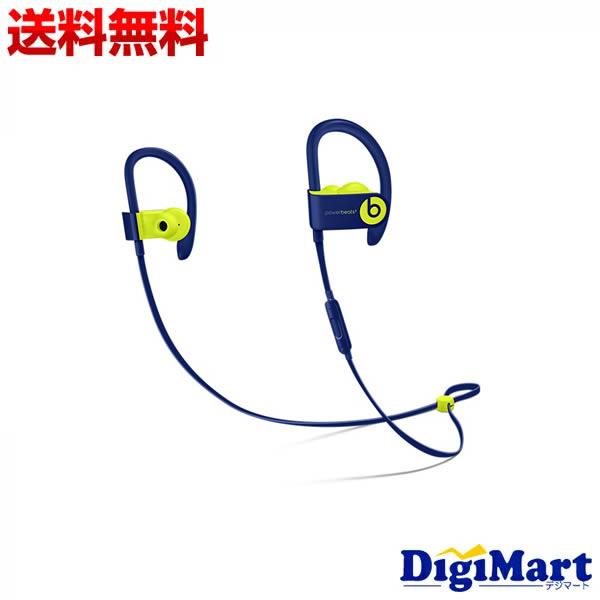 【送料無料】beats by dr.dre Powerbeats3 wireless Pop Collection MREQ2PA/A [Popインディゴ]【新品・国内正規品】