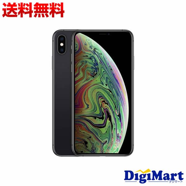 【送料無料】アップル APPLE iPhone XS Max 256GB SIMフリー [スペースグレイ] MT6U2J/A 国内正規品【新品】