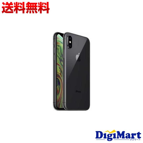 【送料無料】アップル APPLE iPhone XS 512GB SIMフリー [スペースグレー] MTE32J/A 国内正規品【新品】