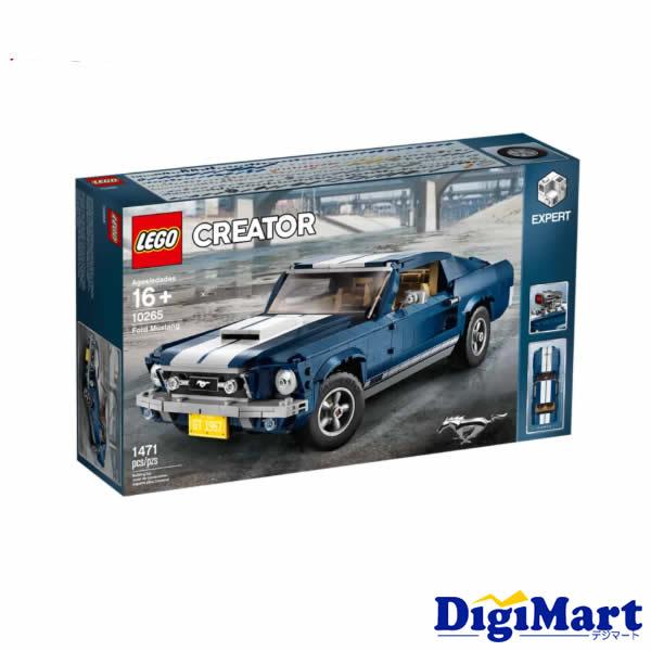 【送料無料】LEGO レゴ クリエイター エキスパート 10265 フォード・マスタング 【新品・並行輸入品】