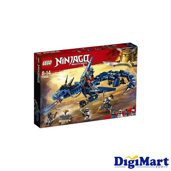 LEGO レゴ Ninjago ニンジャゴー 70652 ジェイとイナズマ・ドラゴン【新品・国内正規品】【送料別】