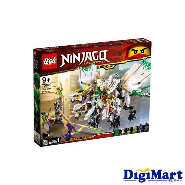 【送料無料】LEGO レゴ Ninjago ニンジャゴー 70679 究極のウルトラ・ドラゴン:アルティメルス【新品・国内正規品】