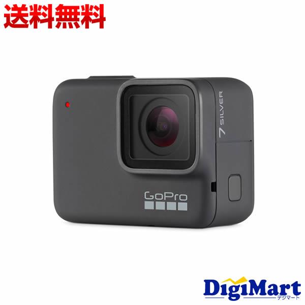【送料無料】ゴープロ GoPro HERO7 SILVER CHDHC-601-RW ビデオカメラ【新品・並行輸入品・保証付き】