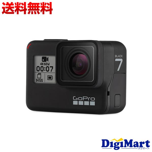 【カード決済でポイント7倍】 [21日20時から]【送料無料】ゴープロ GoPro HERO7 BLACK CHDHX-701-FW ビデオカメラ + 8GB microSDカード付きセット【新品・国内正規品】