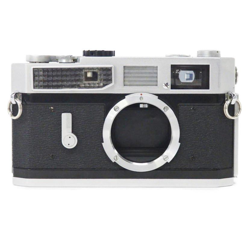春の新作続々 17817278-6603B-9264780698128 中古フィルムカメラCanon キャノン B キャノン7シルバーコンデションランク AL完売しました。 商品No.78-0