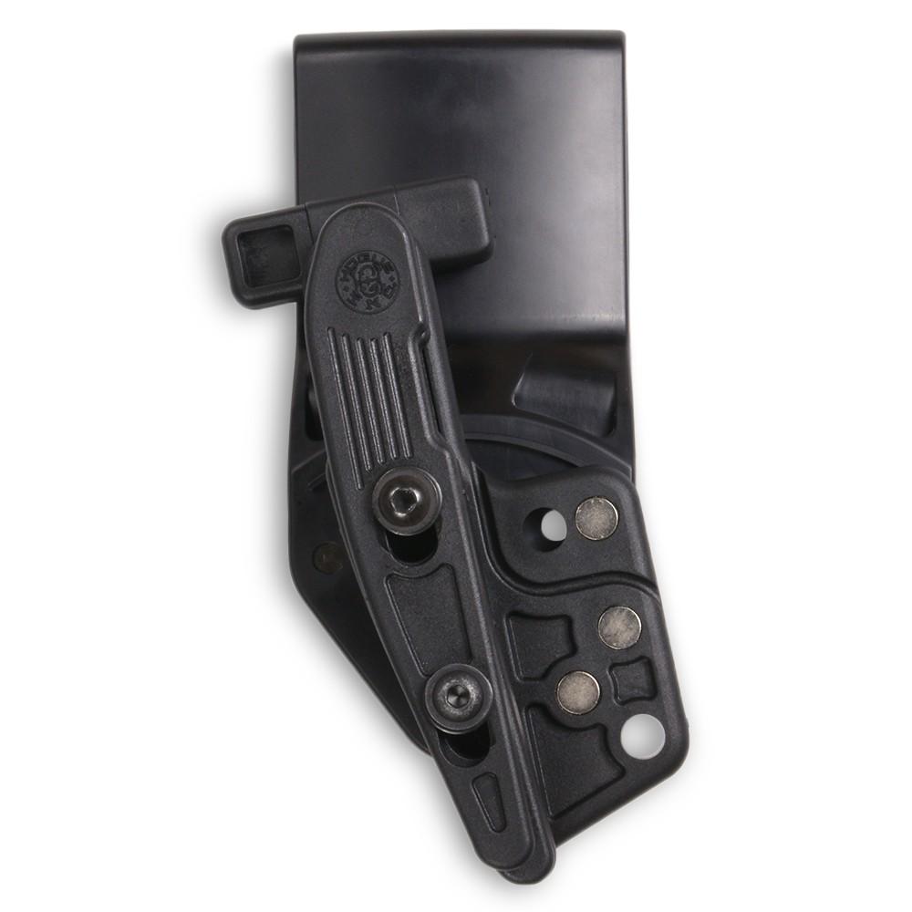 HOGUE ヒップホルスター POWERSPEED 13種類以上対応 左右用 ホーグホルスター Universalspeedholster ユニバーサルスピードホルスター 樹脂製ホルスター ロック機能付き ロックあり サバゲー サバゲー装備