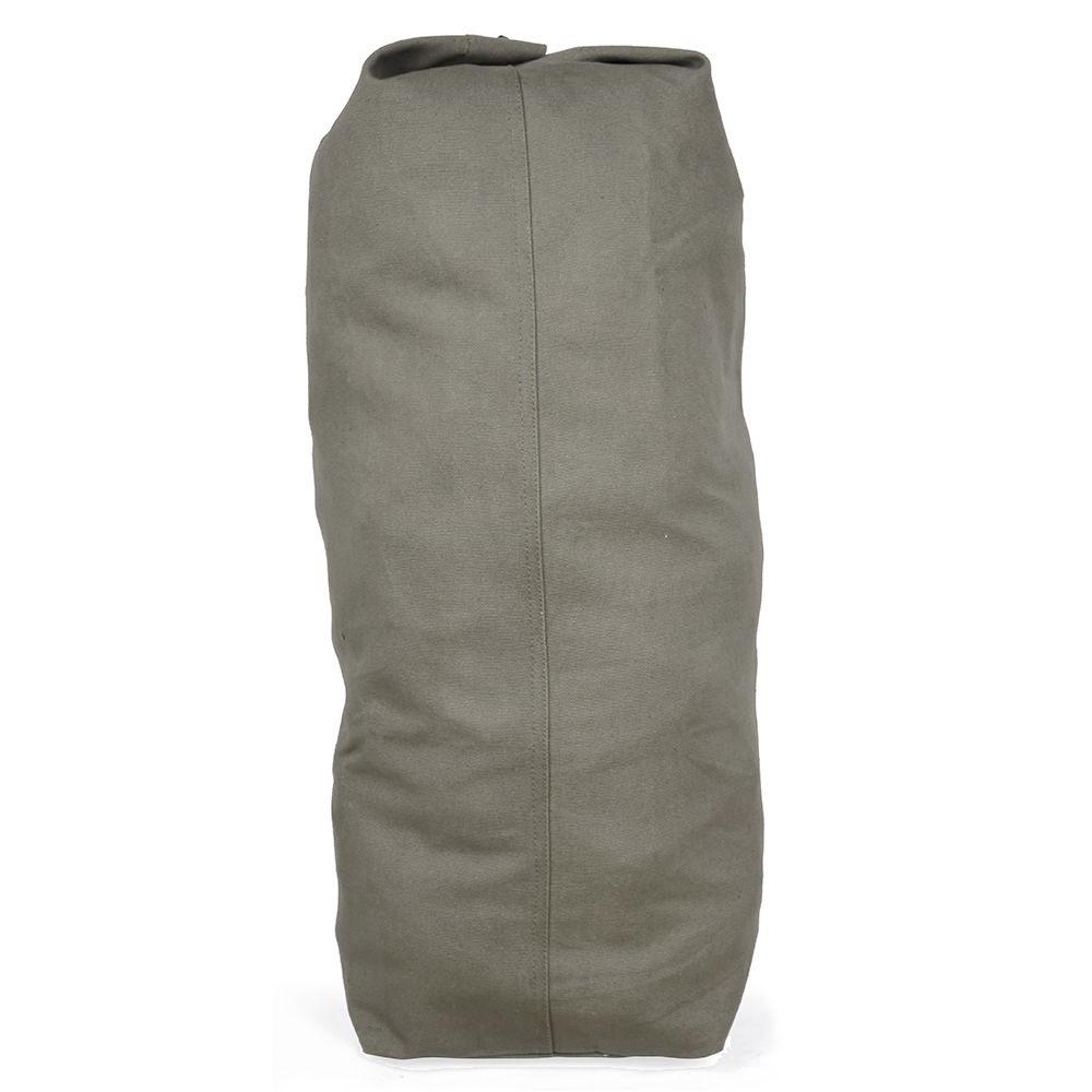 Rothco ダッフルバッグ 帆布 [ フォリアージュグリーン / Mサイズ ] 大容量   ダッフルバック ミリタリー バックパック かばん カジュアルバッグ カバン 鞄 FG フォリッジグリーン