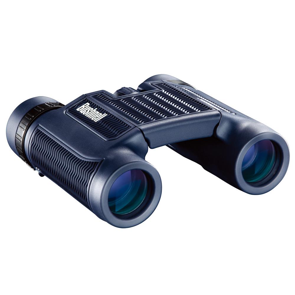 ブッシュネル 双眼鏡 H2O 10×25mm 130105 Bushnell 8倍 8×25 WATERPROOF 完全防水 オペラグラス エイチツーオー