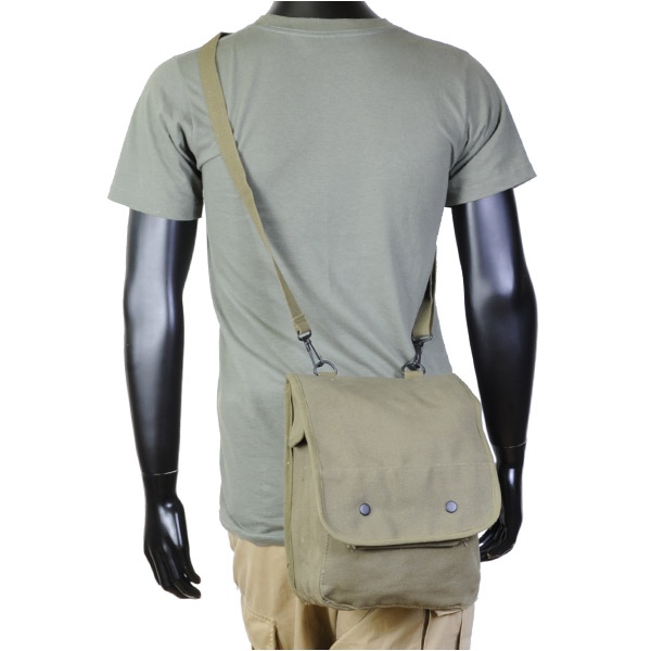 Repmart  Rothko map case shoulder bag  olive drab ca6addcac53