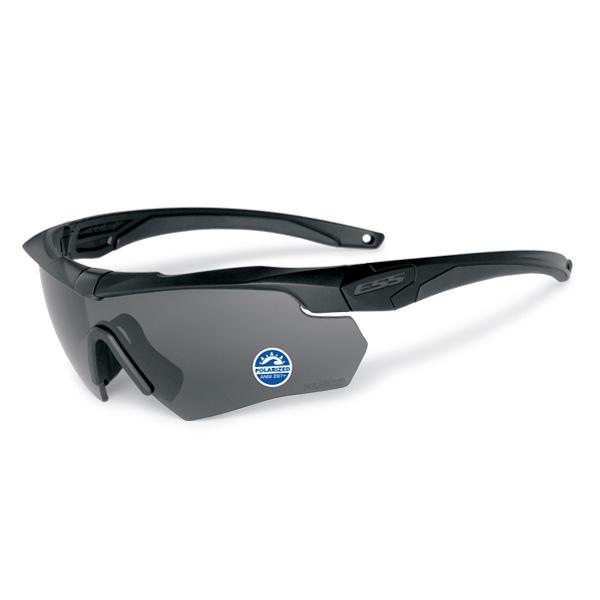 ESS クロスボウ 偏光サングラス 740-0494 クロスボー Crossbow メンズ スポーツ 紫外線カット UVカット グラサン 運転 ドライブ バイク ツーリング 曇り止め