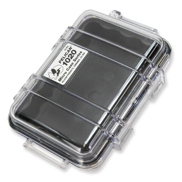 the latest 5fab5 05178 Pelican 1020 microcase PELICAN camera peripheral device waterproofing case  clear black transparence cell-phone digital camera case protection case ...