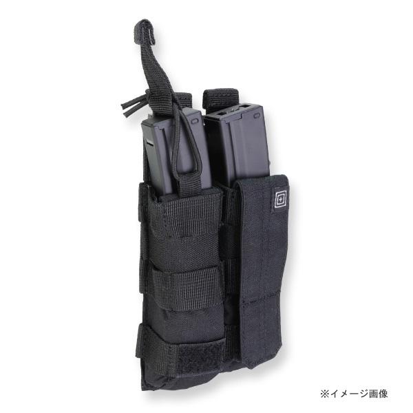 5.11タクティカル MP5系 ダブルマガジンポーチ 56161 [ ブラック ] 5.11Tactical 511 マグポーチ サバゲー装備
