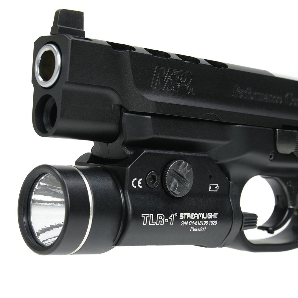 STREAMLIGHT ウエポンライト TLR-1 タクティカル | ウェポンライト レーザーライト ピストルライト Streamlight