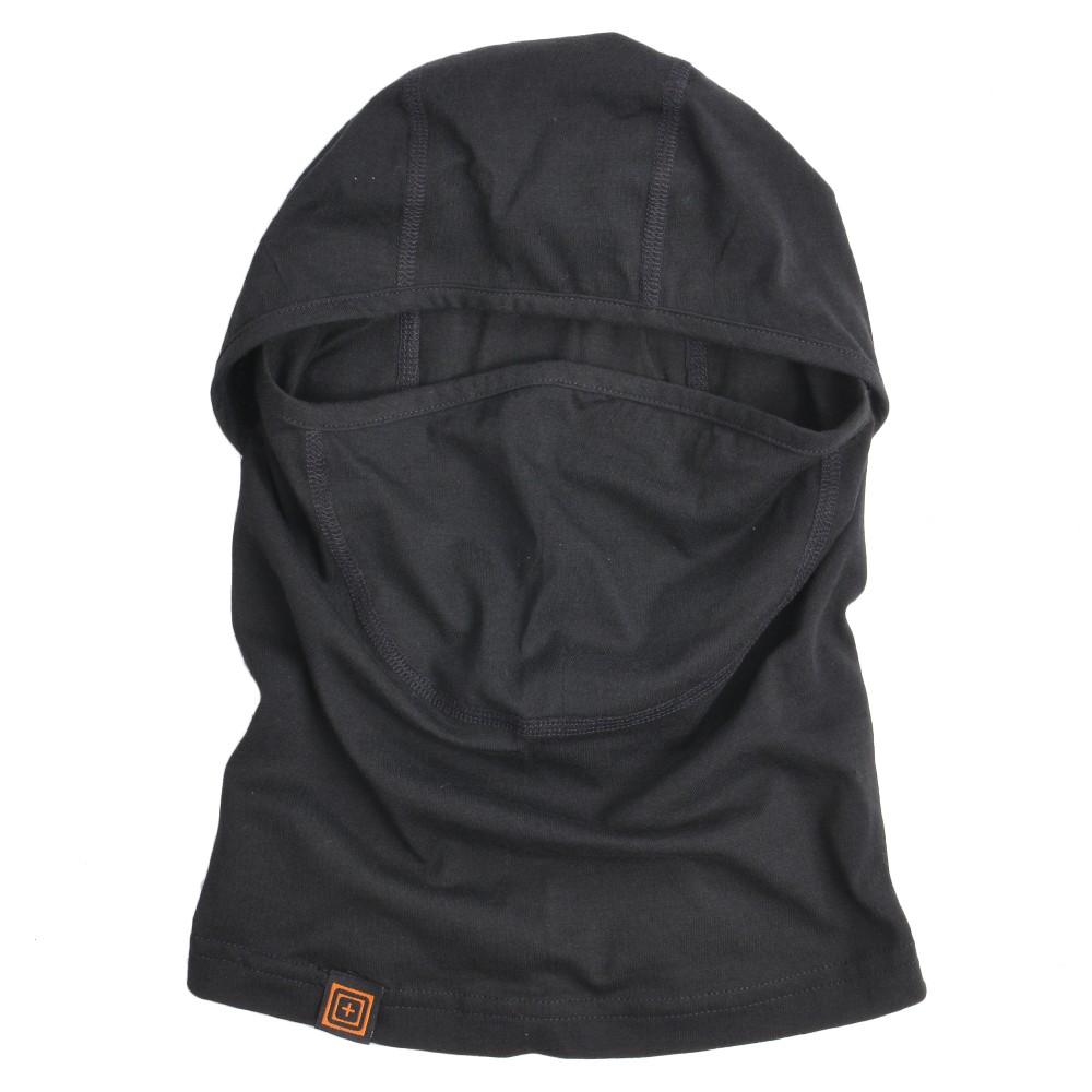 5.11 Tactical フェイスマスク バラクラバ 89430 [ ブラック / S/Mサイズ ] 目出し帽 フード ノーメックス フリースマスク 防寒マスク 防寒用防寒対策 防寒グッズ