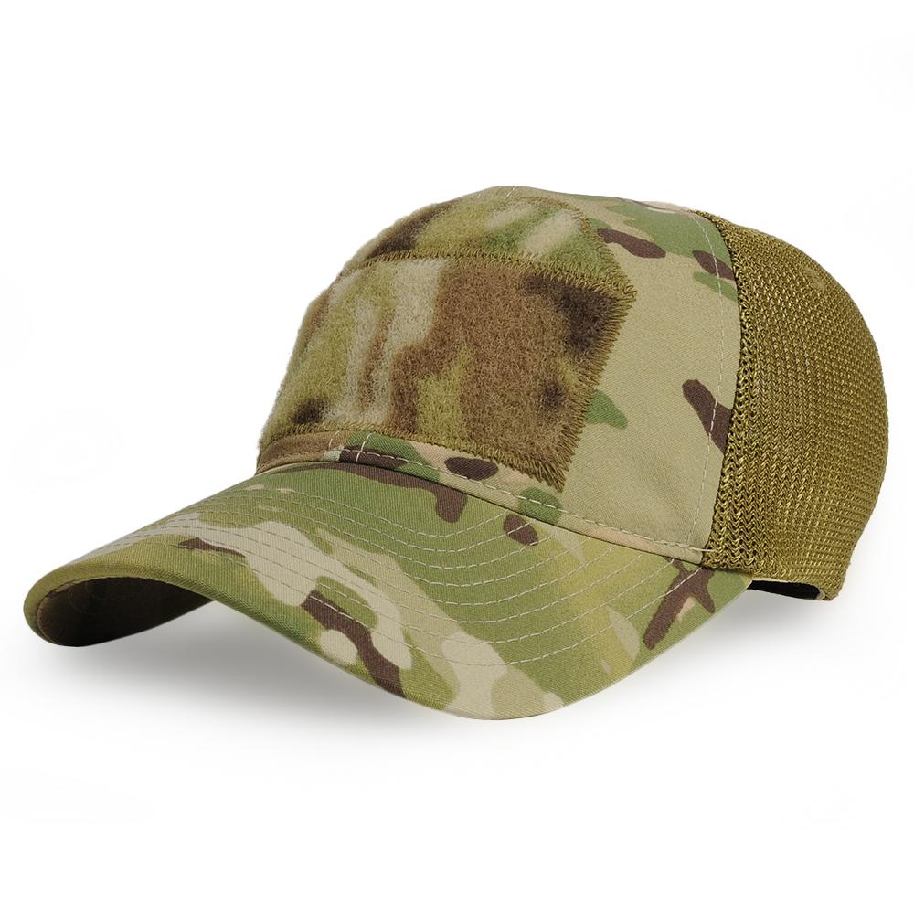 ミルスペックモンキー CG-HAT メッシュキャップ RAW [ マルチカム / L/XLサイズ ] MIL-SPEC MONKEY ベースボールキャップ ロウ 野球帽 メンズ ワークキャップ ハット ミリタリーキャップ 帽子 通販 販売 シンプル 無地:ミリタリーショップ レプマート