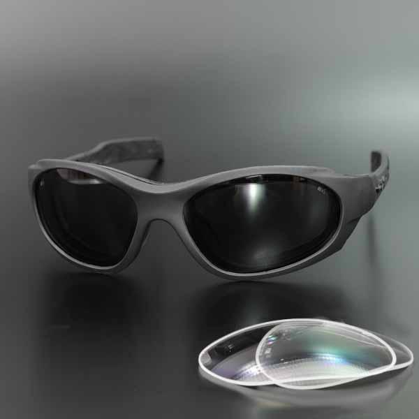 Wiley X シューティンググラス XL-1 ADVANCED スモーク 291 セーフティーグラス アドバンスド   ワイリーメンズ アイウェア 紫外線カット UVカット 保護眼鏡 保護メガネ 曇り止め
