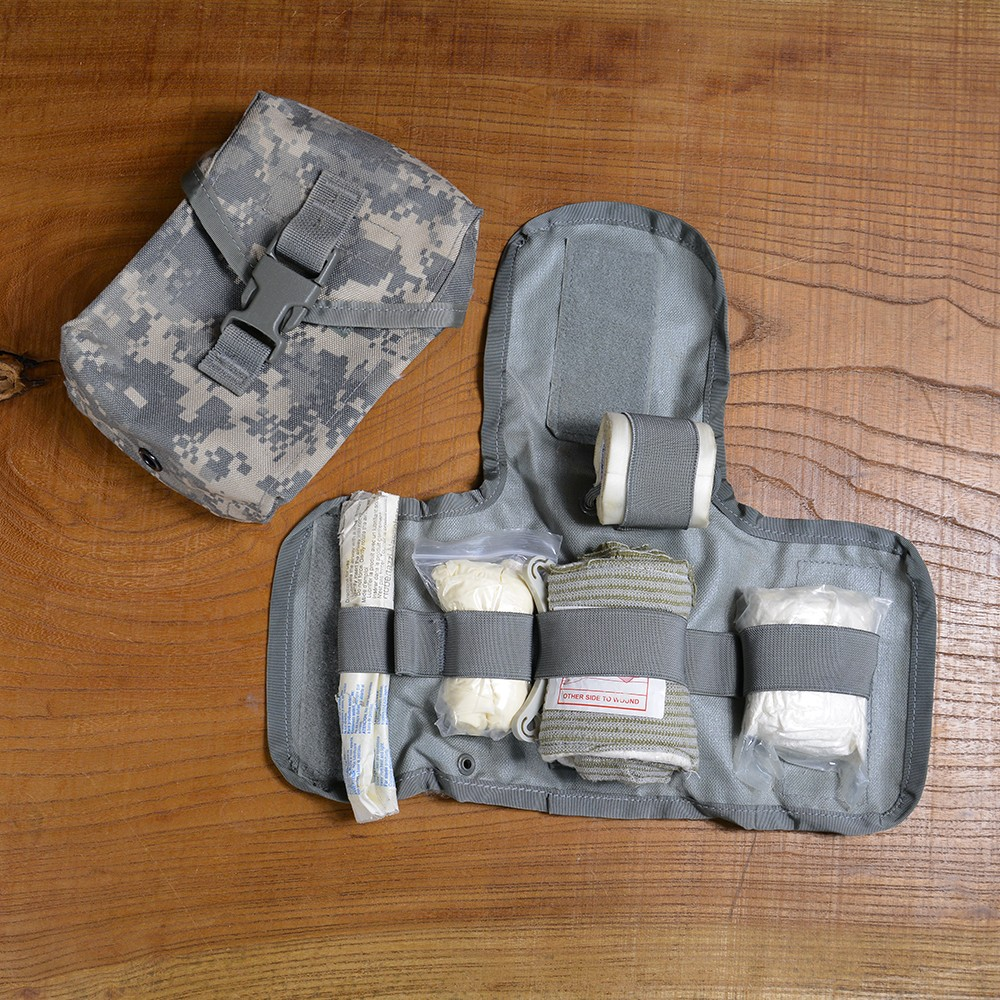 U S  forces-releasing article IFAK kit SEKRI ACU digital U S  forces  メディックポーチメディカルポーチセクリー emergency measure
