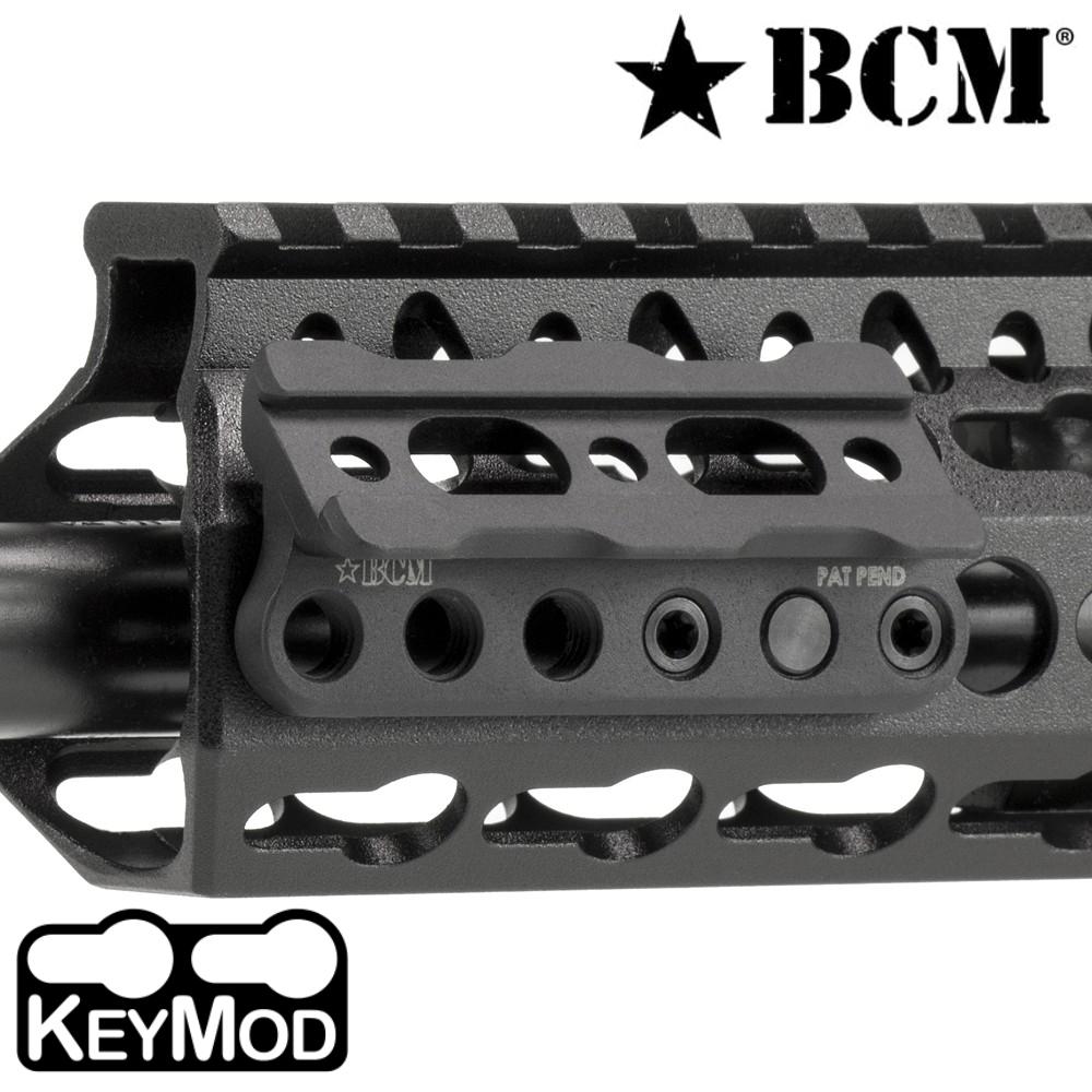 BCM 実物 ライトマウント Keymod対応 SureFire スカウトライト用 レイルマウント レールアクセサリー トイガンパーツ サバゲー用品 オフセットマウント シュアファイア ScureLight