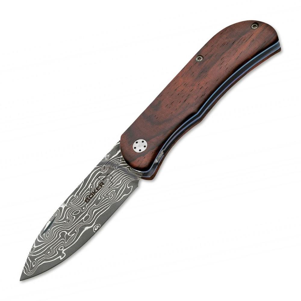 BOKER PLUS エクスカリバー2 ココボロ ダマスカス 01BO223DAM bop03521 ボーカー 折り畳みナイフ フォルダー フォールディングナイフ ホールディングナイフ