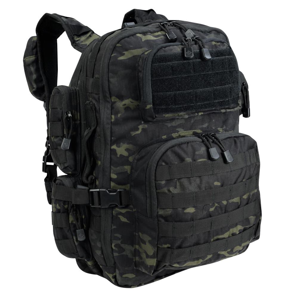 TRU-SPEC バックパック GUNNY TOUR OF DUTY [ マルチカモブラック ] TRUSPEC トゥルースペック ATLANCO TDU アトランコ リュックサック ナップザック デイパック カバン かばん 鞄 ミリタリー ミリタリーグッズ サバゲー装備