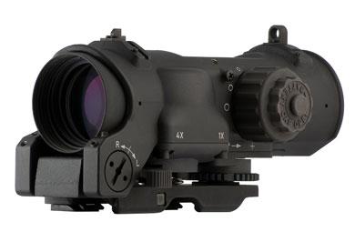 エルカン SpectorDR 照準器 DFOV14-C1 ELCAN ドットサイト 1X-4X倍率 | ダットサイト 光学トイガンパーツ サバゲー用品 ミリタリー装備 光学サイト