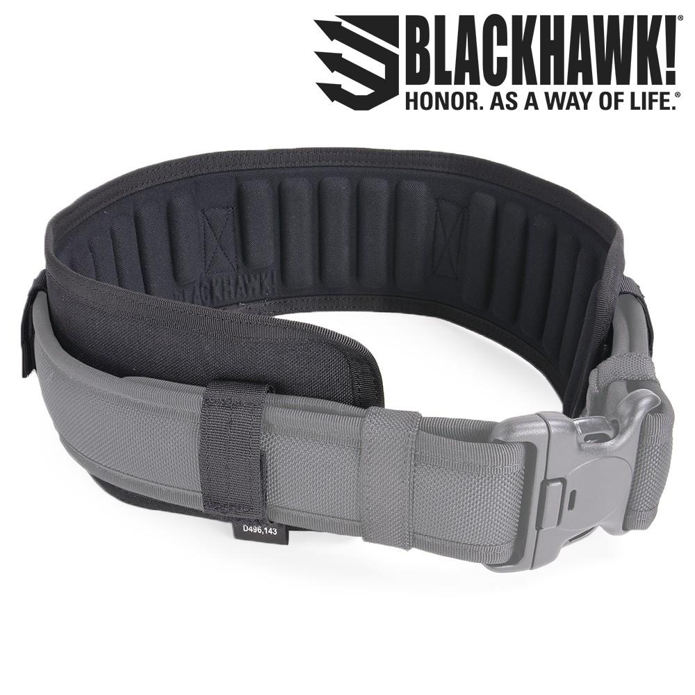 Blackhawk Web belt pad IVS [small size / black] BHI 41BP00BK | The  Blackhawk ナイロンベルトタクティカルベルトミリタリーベルト WEB BELT military goods military article  サバゲー