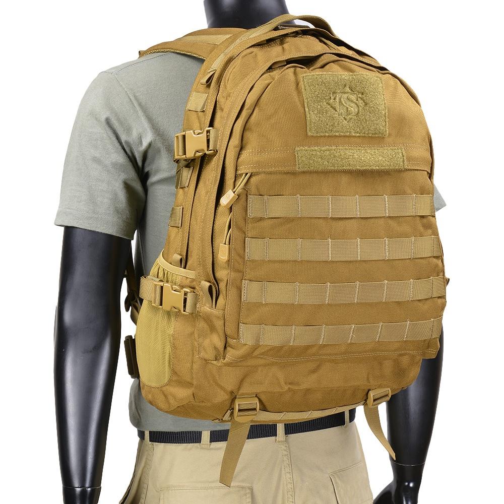 Tru Spec Backpack Elite 3 Day Truspec True Atlanco Tdu Atran Com Knapsack Daypack Bag Military Collectibles Sabage Equipment