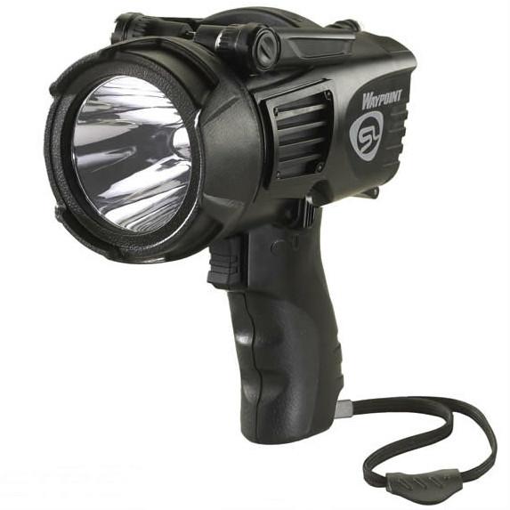 STREAMLIGHT 懐中電灯 ウェイポイント ブラック   Streamlight ハンディライト アウトドア 懐中電気 明るいライト 強力 防災