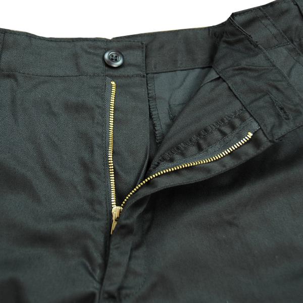 Rothco ハーフカーゴパンツ BDUショーツ ジッパー [ ウッドランドカモ / Mサイズ ] ミリタリーパンツ TDUパンツ BDUパンツ メンズボトム