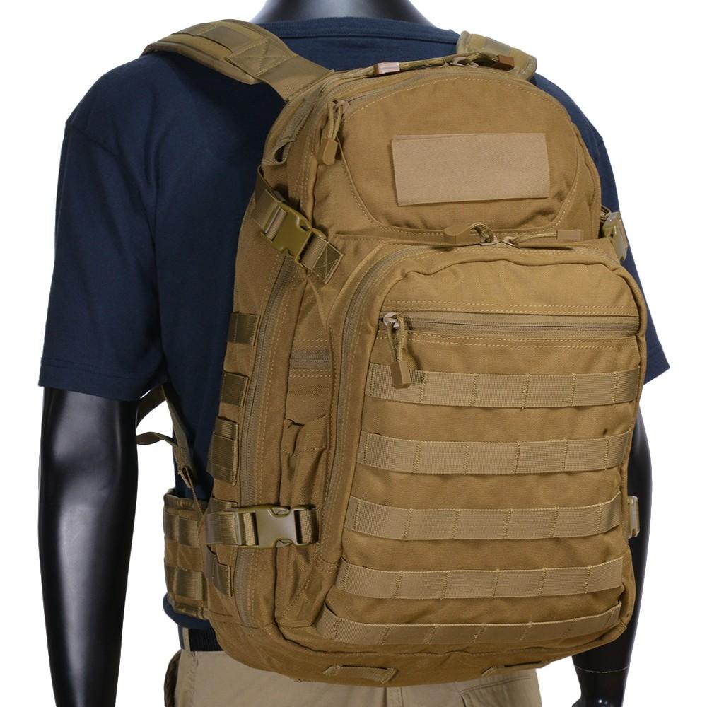 CONDOR バックパック 160 ベンチャー [ コヨーテブラウン ] コンドルアウトドア リュックサック ナップザック デイパック カバン かばん 鞄 ミリタリー ミリタリーグッズ サバゲー装備