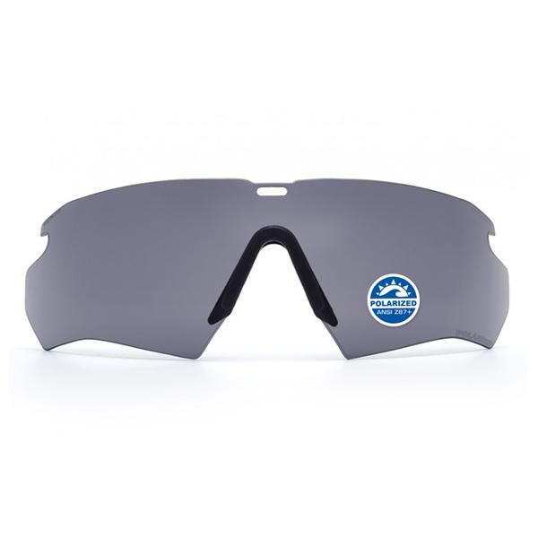 ESS クロスボウ 交換用 偏光レンズ 740-0424 クロスボー Crossbow メンズ スポーツ 紫外線カット UVカット グラサン 運転 ドライブ バイク ツーリング 曇り止め