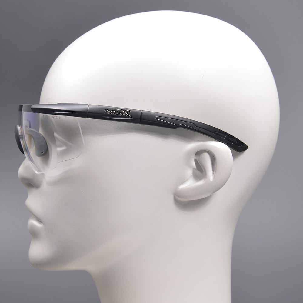 ad95e3f61d3a ... Wiley X shooting glasses Saber 300 clear SABER300 | Men's sports UV cut  UV cut sunglasses