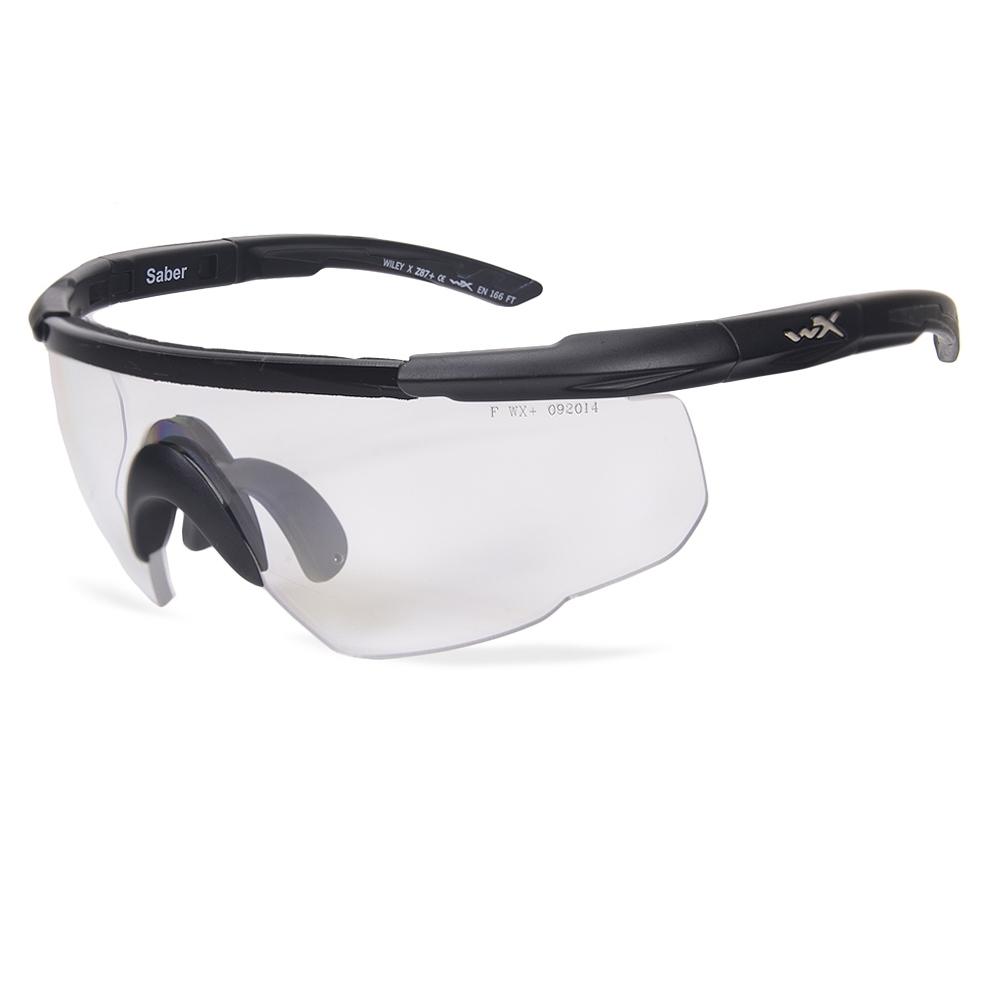 8a238686f6eb Wiley X shooting glasses Saber 300 clear SABER300 | Men's sports UV cut UV  cut sunglasses ...