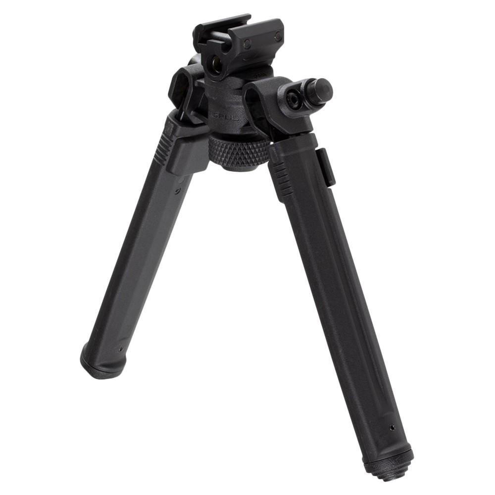 MAGPUL 実物 バイポッド MAG941 1913ピカティニー/20mmレイル対応 [ ブラック ] マグプル BIPOD 二脚 銃架 小銃 ライフル サバイバルゲーム サバゲー 狩猟 ハンティング