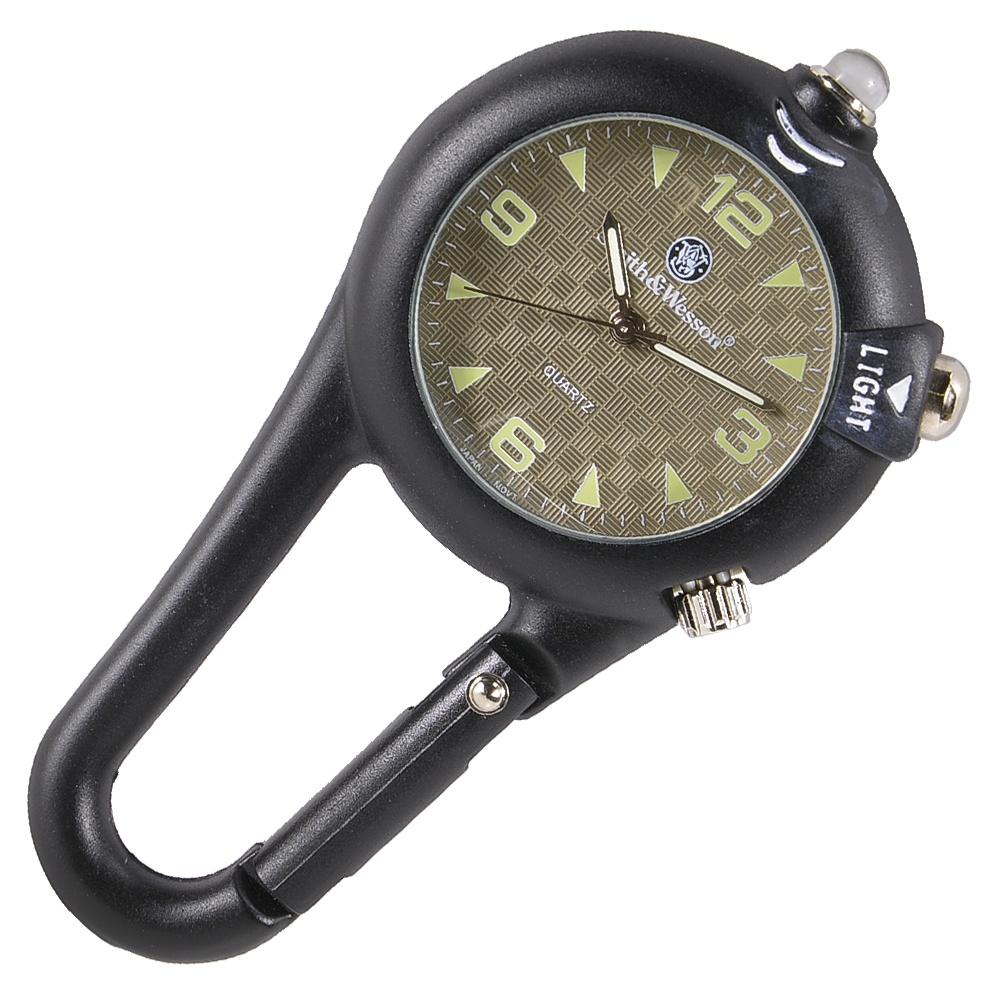 innovative design cb719 fbdb6 史密斯和韦森登山扣手表与黑色S & W 登山扣看黑SW36BLK   军事军事手表手表军用手表-史密斯 & 韦森