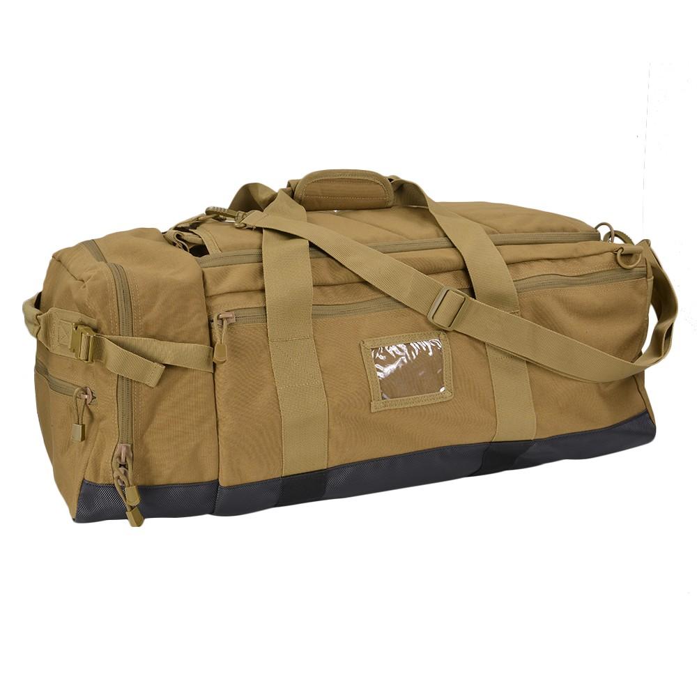 CONDOR ダッフルバッグ 161 コロッサス [ コヨーテブラウン ] 161-001 ダッフルバック ミリタリー バックパック かばん カジュアルバッグ カバン 鞄 帆布