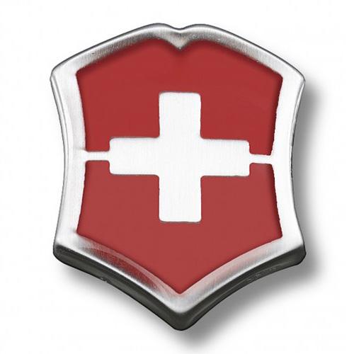 至上 超安い ビクトリノックスのロゴをあしらった小型ピンバッチ VICTORINOX ピンバッジ 4.1888 スイスクロス レッド ピンズ ミリタリーバッジ エンブレム ミリタリーバッチ 記章 Victorinox