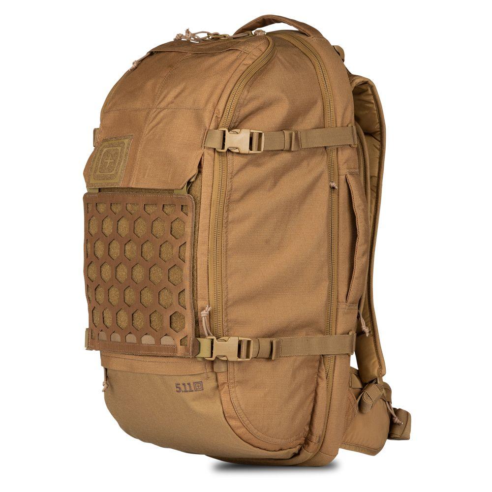 5.11タクティカル AMP72 バックパック 40L 56394 [ カンガルー ] 5.11Tactical Backpack HEXGRID GearSetライフルケース リュックサック ナップザック デイパック カバン かばん 鞄 ミリタリー ミリタリーグッズ サバゲー装備 ドビーナイロン コーデュラナイロン