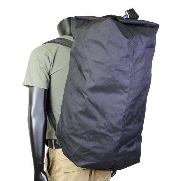 2本のストラップでバックパックのように使えるダッフルバッグ Rothco ダッフルバッグ GIタイプ ダブルストラップ ブラック 予約 クリアランスsale 期間限定 3484 ROTHCO ミリタリー 帆布 スポーツバッグ 雑嚢 バックパック かばん カジュアルバッグ 鞄 カバン ジムバッグ