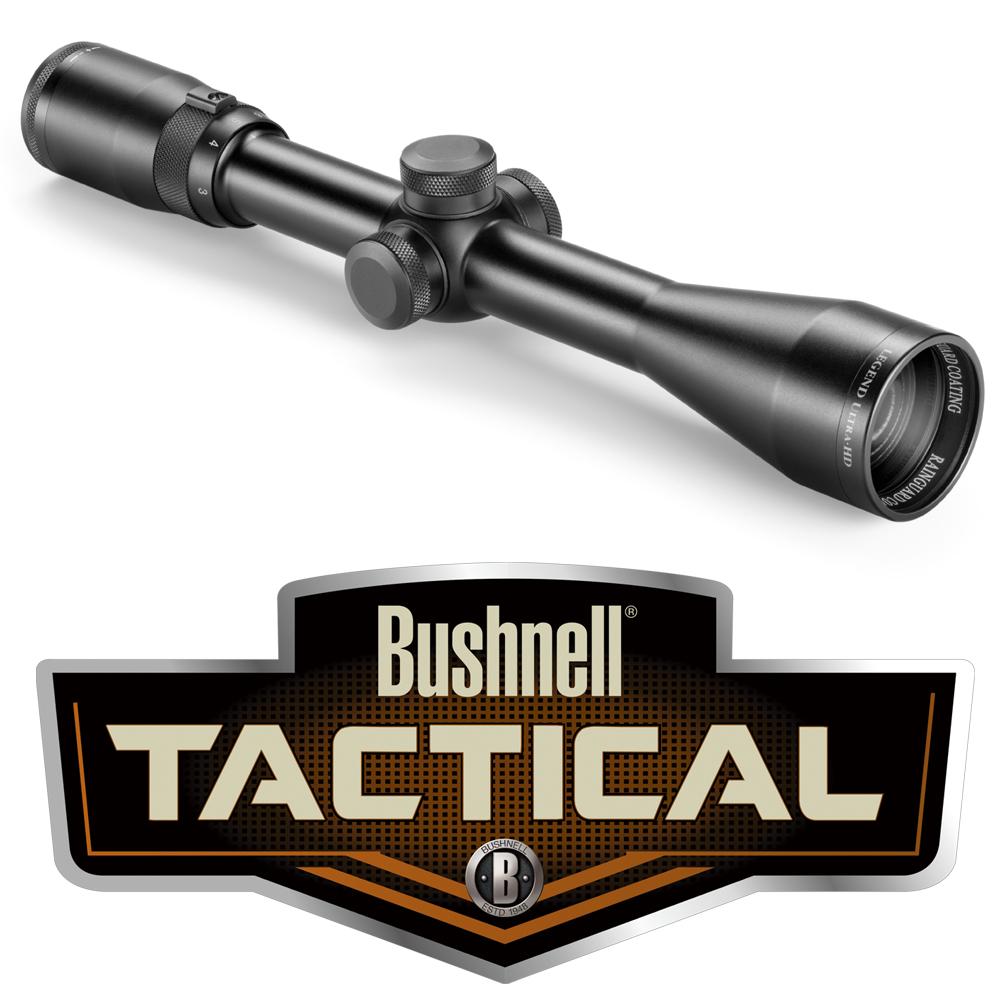 ブッシュネル スコープ Legend Ultra HD 3-9×40mm 853940 Bushnell ライフルスコープ 完全防水 ウォータープルーフ 防雲 アンチショック レジェンドウルトラHD