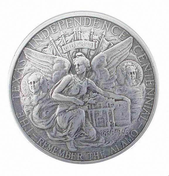 1934年のハーフダラー テキサスの独立100周年記念のコインコンチョのレプリカです裏面にシカゴスクリュー付き 注 価格は1個のお値段です コインコンチョ テキサス独立100周年 アラモ砦 Z レプリカ 通常ネジ レザークラフト 長財布 送料無料限定セール中 革製品 パーツ 材料 ロングウォレット 女神 ハンドメイド 資材 レザークラフト資材 人気ショップが最安値挑戦