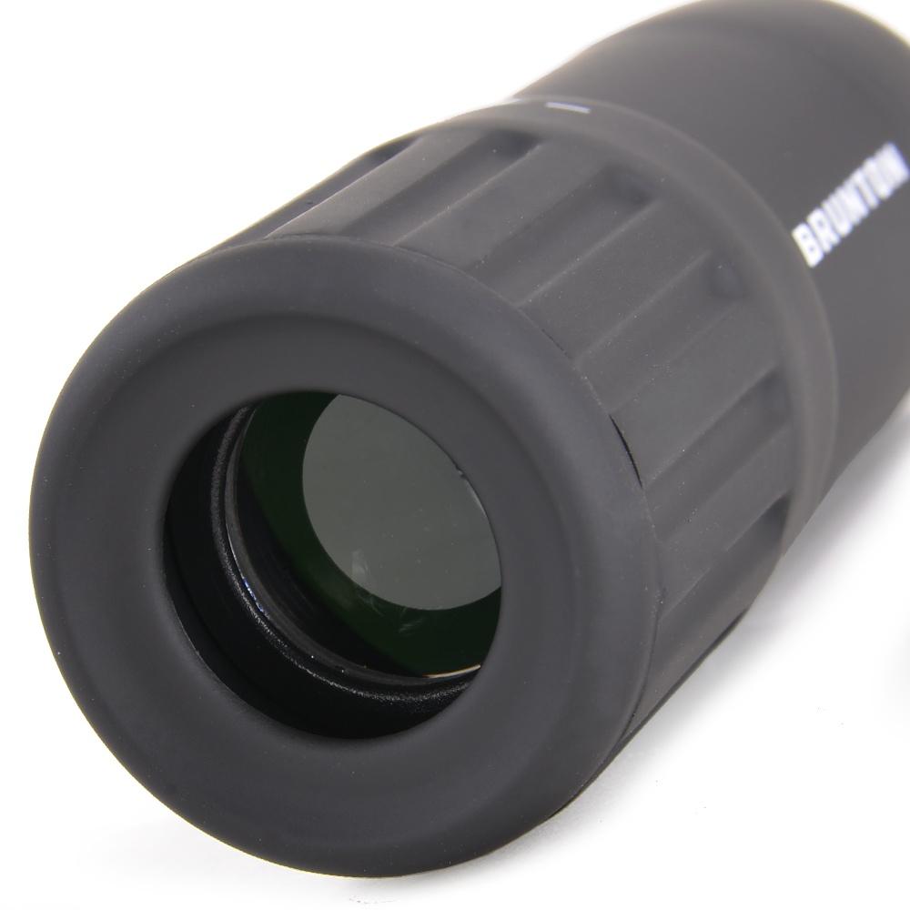 布伦顿只是眼镜,口袋范围 7 x 7 x 18 [黑色] 回声 BAK4 375 | 布伦顿单眼户外攀岩杰克鲍尔 24 望远镜