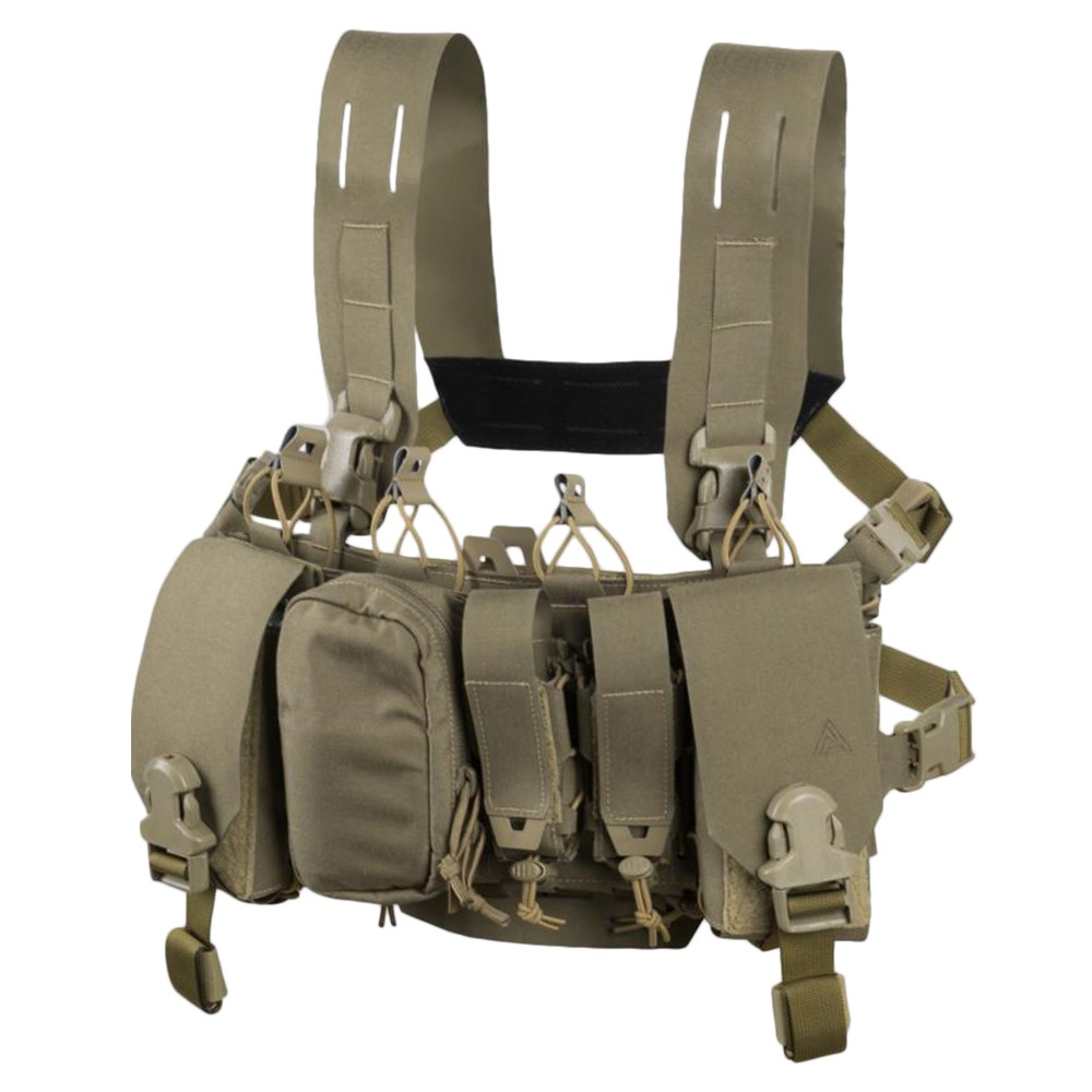 Direct Action チェストリグ THUNDERBOLT ARマグ4本 ピストルマグ2本収納 [ アダプティブグリーン ] ダイレクトアクション STANAG P-MAG M14 AK SCAR 装備品 サバゲー サバゲー装備