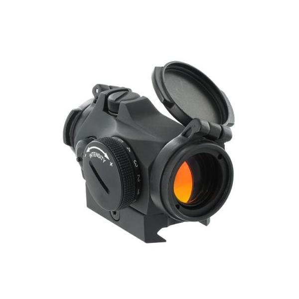 AIMPOINT レッドドットサイト Micro T-2 | エイムポイント ダットサイト 光学照準器 トイガンパーツ サバゲー用品 ミリタリー装備
