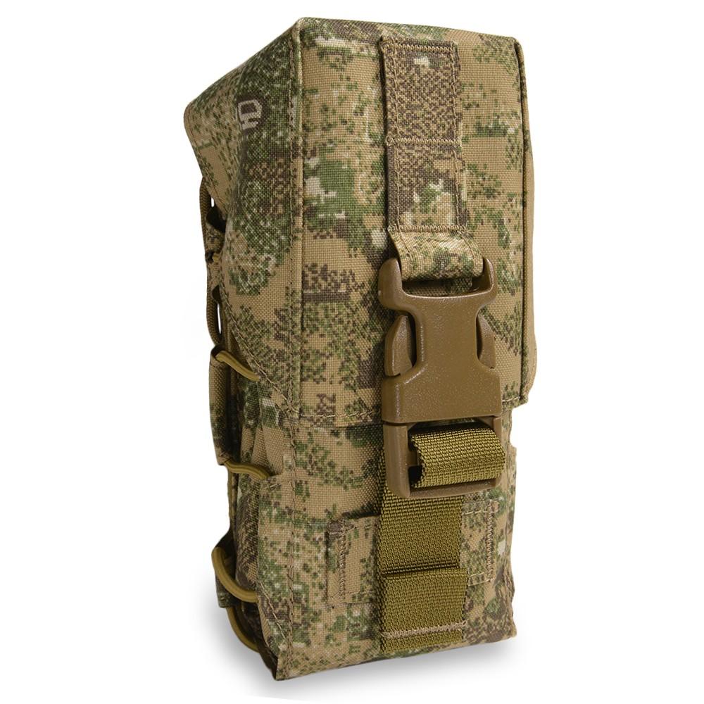 Direct Action 実物 ライフルマグポーチ AR-15マガジン 2本収納 [ バッドランド ] ダイレクトアクション ライフルマガジンポーチ サバゲー サバゲー装備 MOLLE モール メンズ
